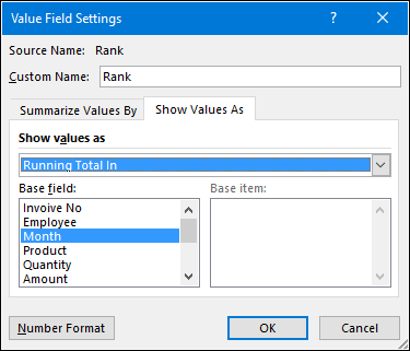 Add Rank In Pivot Table Excel 2007 & 2010