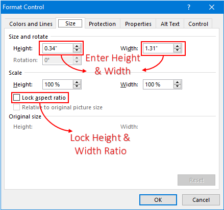How to Insert/Use a Checkbox in Excel + 3 Examples + 8