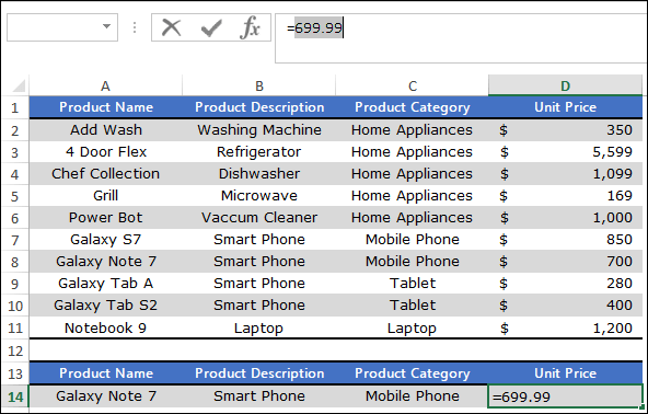 How to use INDEX MATCH in Excel - The Last Formula Guide You