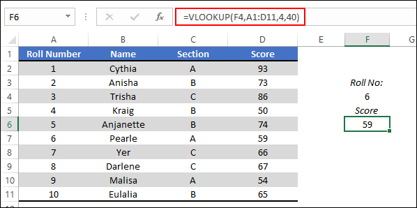 index match vs vlookup not dynamic reference