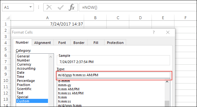 How to Insert a TIMESTAMP in Excel | Formula, VBA + Shortcut + Button