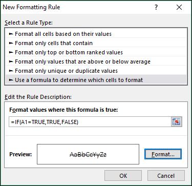 strikethrough-excel-conditional-formatting-formula