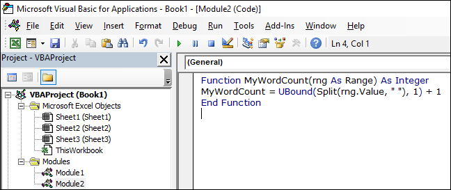 How to COUNT Words in Excel | Cell + Range + Worksheet + Specific