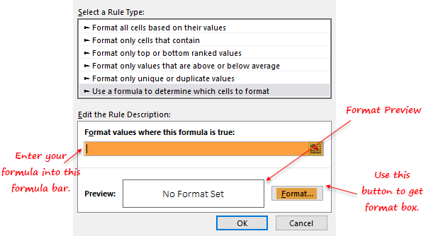 How to use Formulas in Conditional Formatting in Excel [Top 6 Examples]