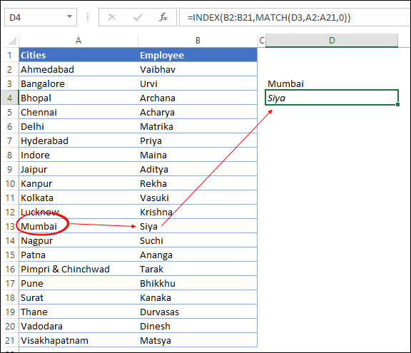 how to use index match in excel the last formula guide you needindex match how index works