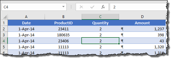 excel pivot table tips tricks to insert a pivot chart