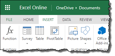 excel pivot table tips tricks create a pivot table in excel online app