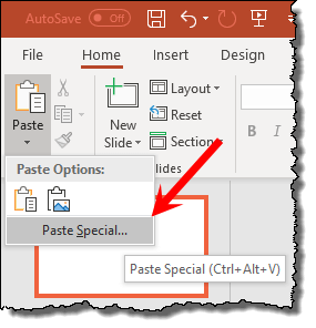 excel pivot table tips tricks to copy pivot chart to power point slide open paste special