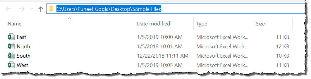 How to Merge [Combine] Multiple Excel FILES into ONE WORKBOOK