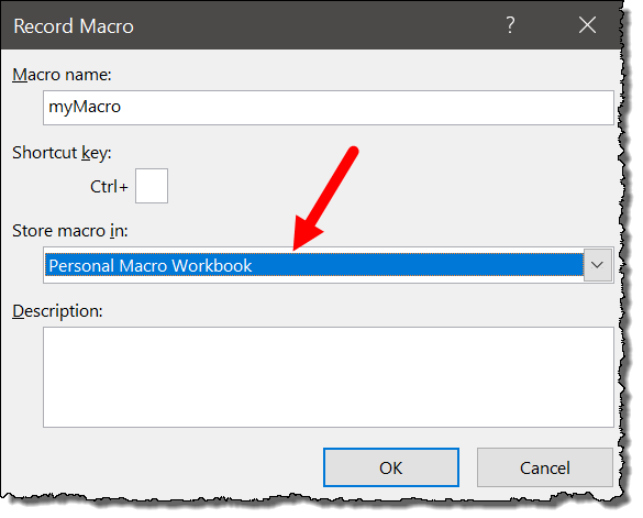 How to Create Excel PERSONAL XLSB MACRO Workbook for VBA Codes