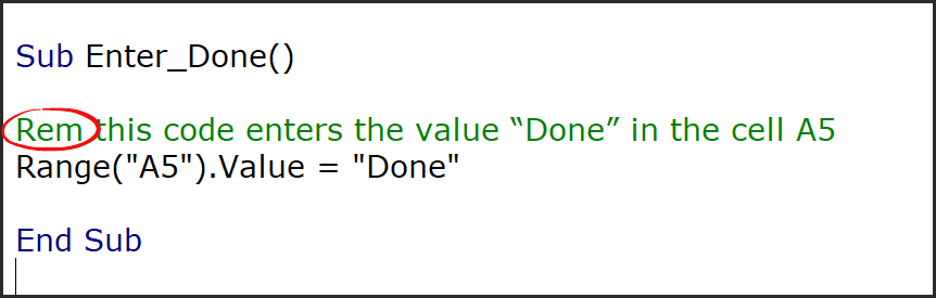 add-rem-before-a-line-to-convert-it-into-a-comment