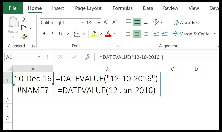 excel-datevalue-function-example-1
