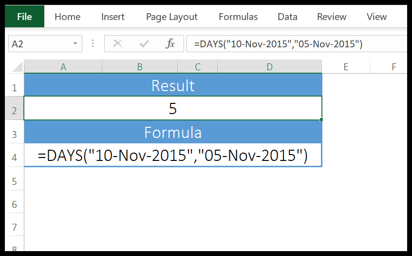 excel-days-function-example-2