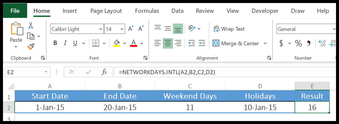 excel-networkdays.intl-function-example-2