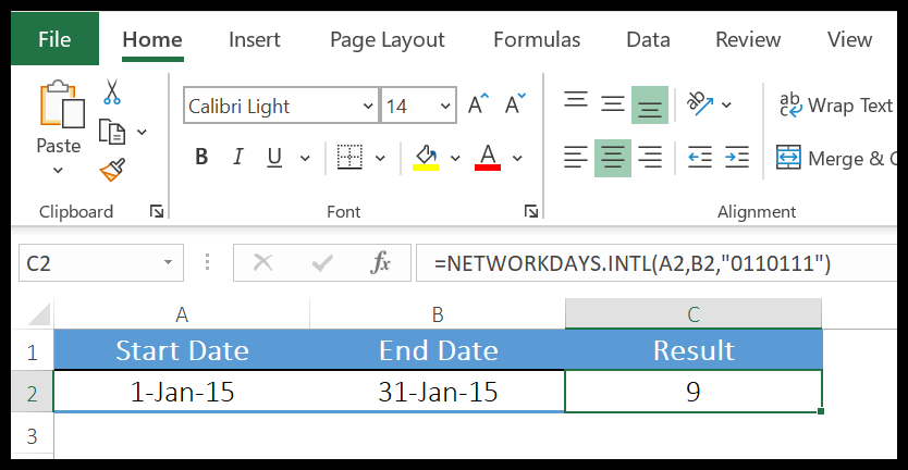 excel-networkdays.intl-function-example-4