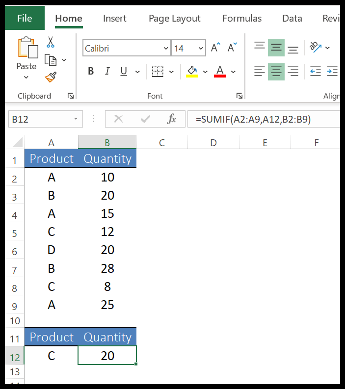 excel-sumif-function-example-1