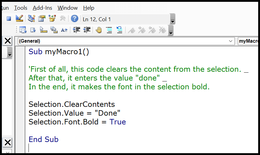 vba-comment-with-line-break