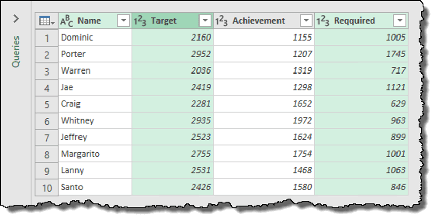 excel power query tips tricks delete columns select