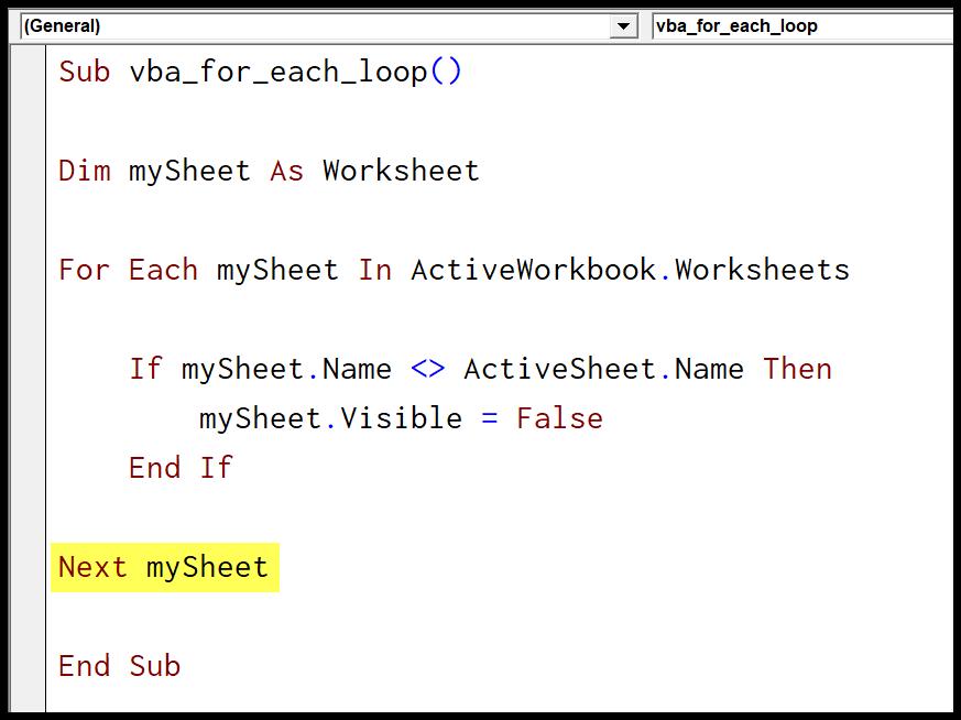 13-next-keyword-and-mysheet